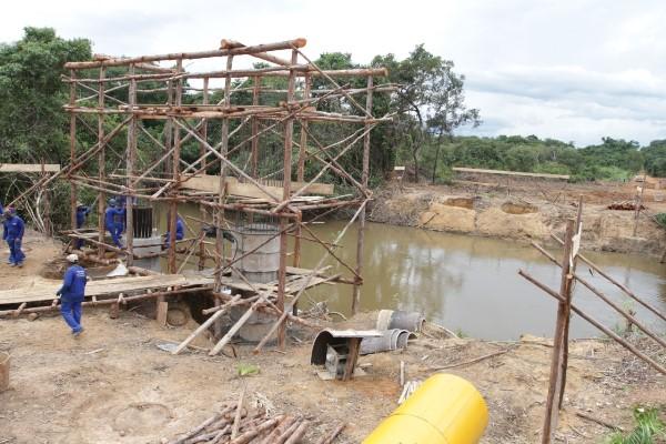 Governo investe R$ 3,7 milhões na construção de ponte sobre o Rio Formiga, no sudeste do Tocantins