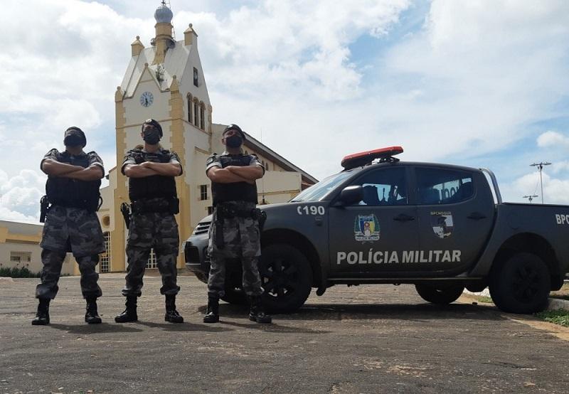 PM reforça segurança através da Operação Hórus em diversas cidades do Estado