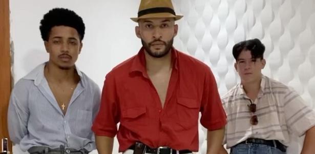 Conheça os criadores do hit 'dancinha do brega' que viralizou na internet