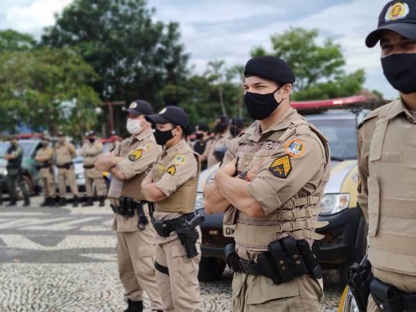Polícia Militar executa Operação Tiradentes e reforça o policiamento no Tocantins