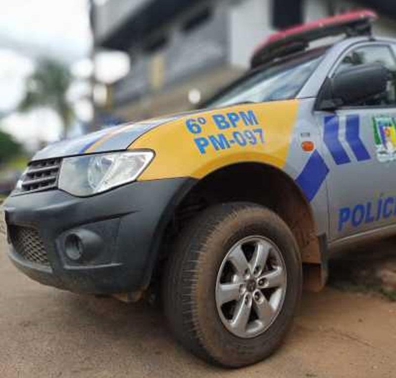 Homem é preso pela PM após roubo de celular na região sul de Palmas