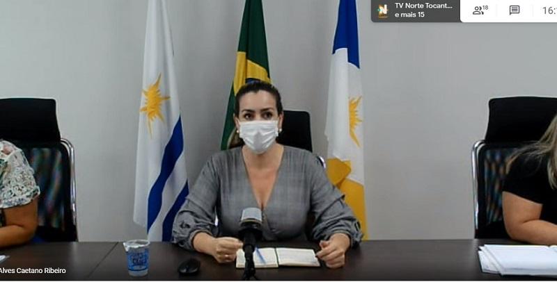 Prefeitura de Palmas anuncia auxílio emergencial de R$ 200 para famílias impactadas pela Covid-19