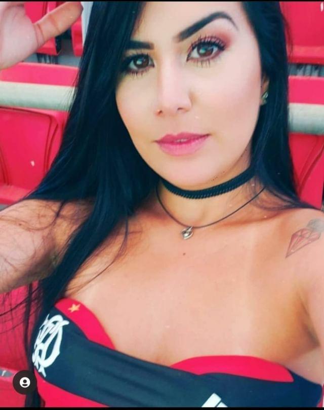 Raysa Medeiros arrasa como candidata à Musa do Flamengo