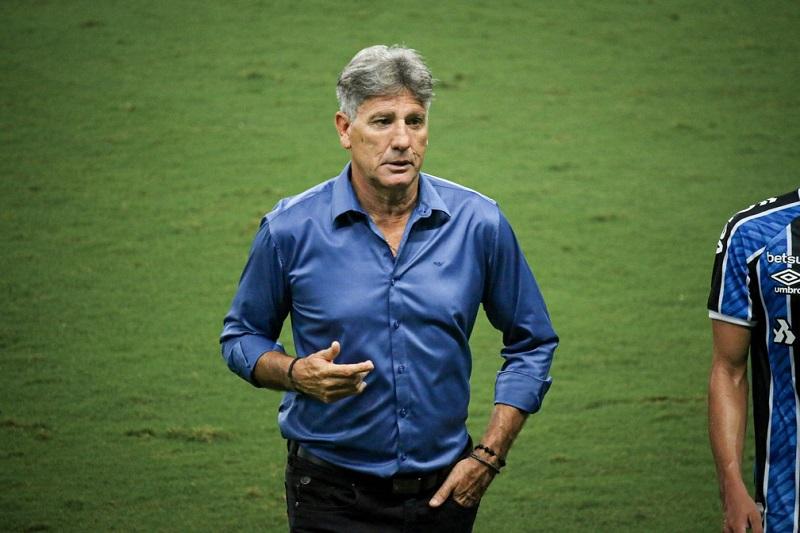 Fim do ciclo: Renato Portaluppi não é mais técnico do Grêmio