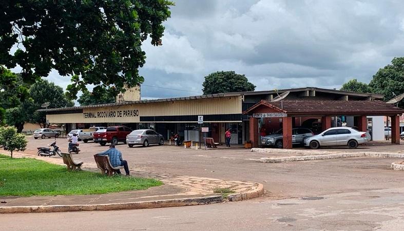 Homem é encontrado morto no Terminal Rodoviário de Paraíso-TO