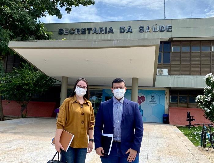 Prefeitura de Paraíso busca melhorias para a Saúde Municipal