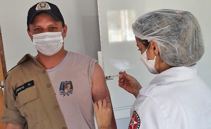 Saúde e Forças de Segurança definem estratégias para vacinação contra Covid-19 no Tocantins