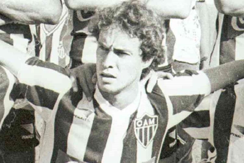 Ex-jogador do Atlético-MG, Vander Luiz morre em acidente de carro