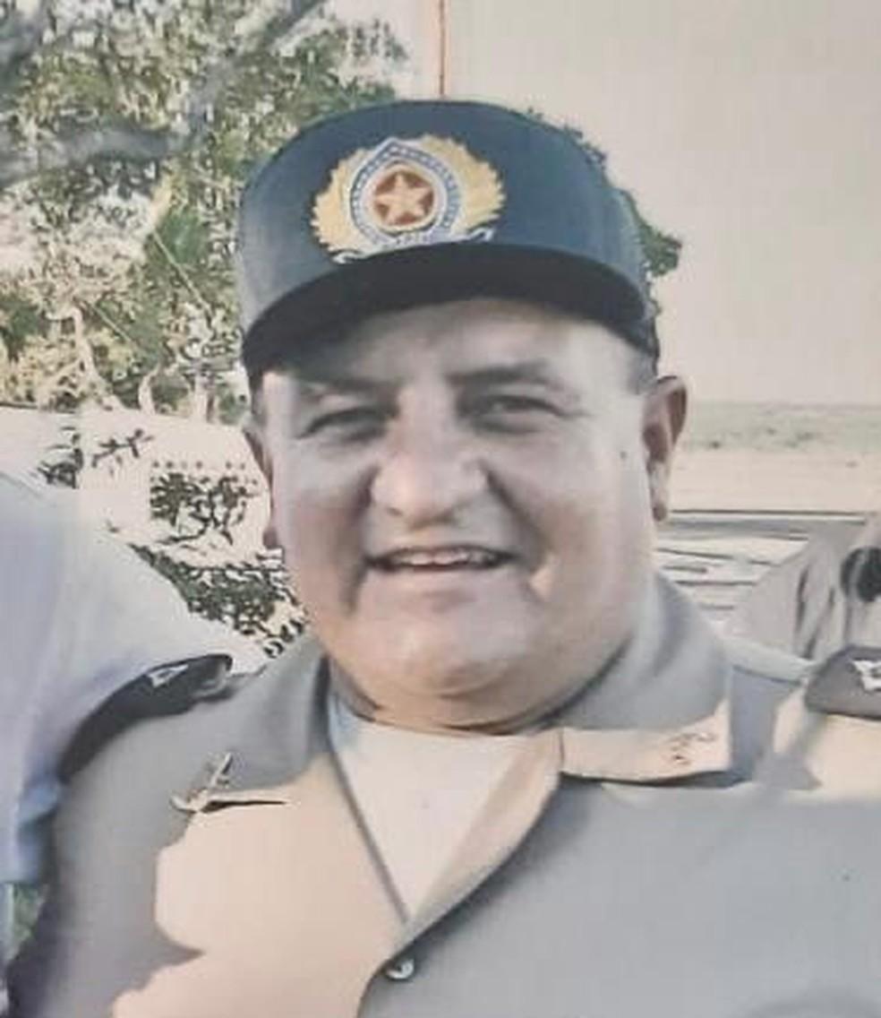 Policial militar da reserva morre por coronavírus aos 61 anos