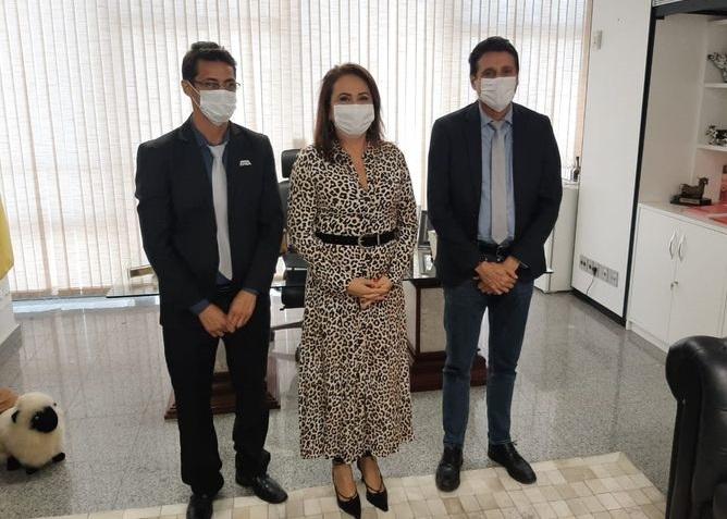 Em visita a Brasília, Adauto Mendes se reúne com parlamentares em busca de recursos para Chapada de Areia