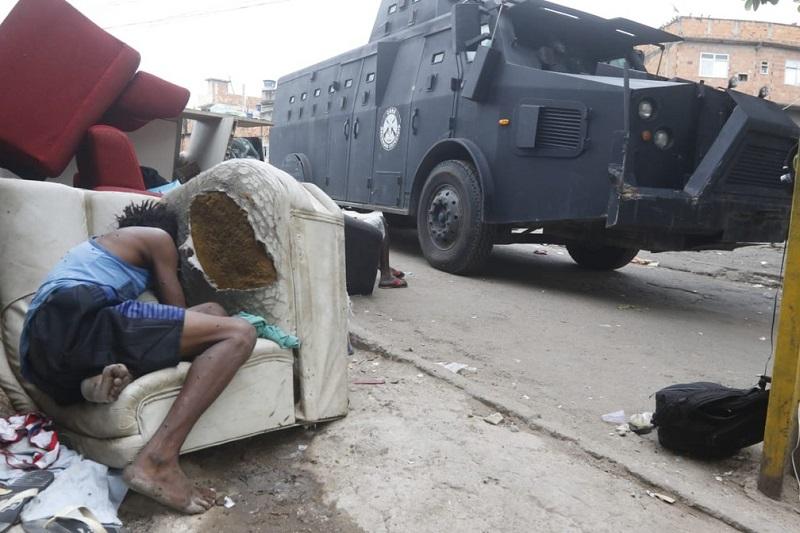 Operação em Jacarezinho deixa pelo menos 25 mortos, entre eles policial
