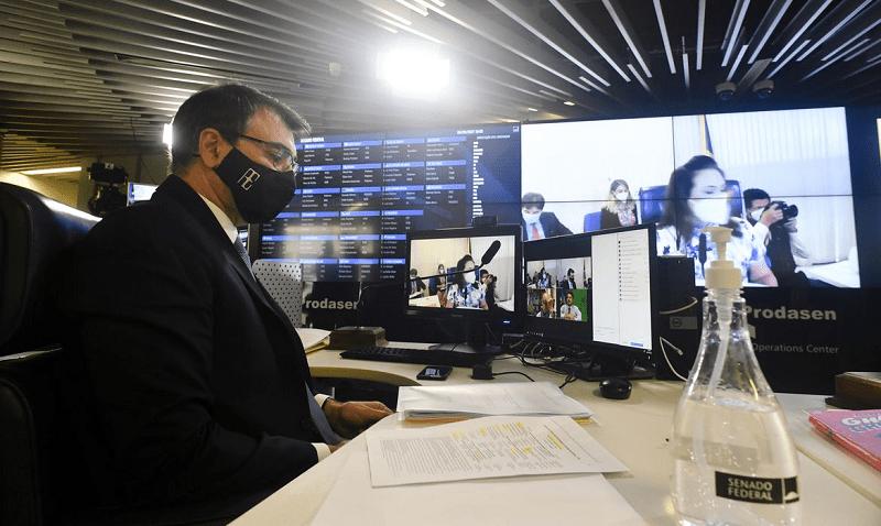 Chanceler brasileiro diz que pretende ampliar relações com China