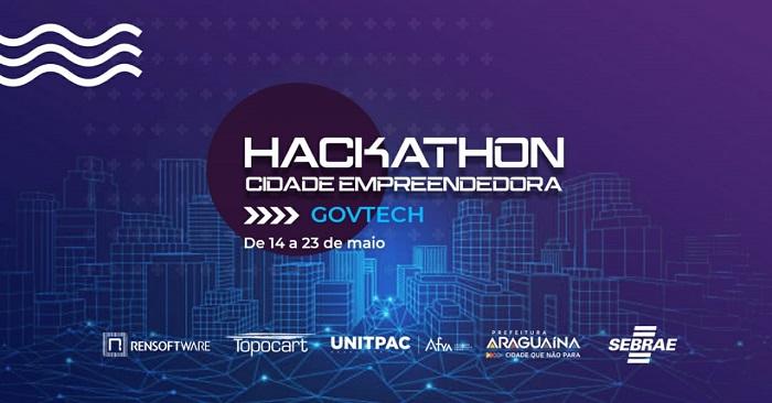 Live do Hackathon Cidade Empreendedora inicia nesta sexta-feira, 14