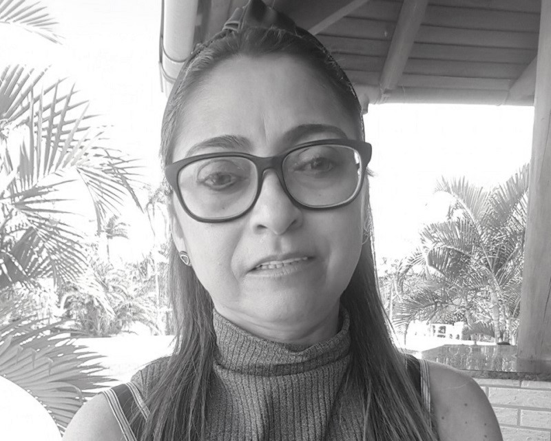 Morre aos 50 anos, Márcia Barbosa, irmã do vice-governador do Tocantins