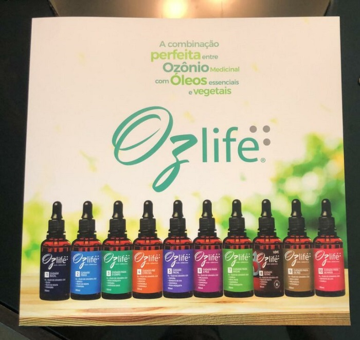 Ozlife é a nova empresa de Marketing Multinível e primeira do mundo com Óleos Ozonizados