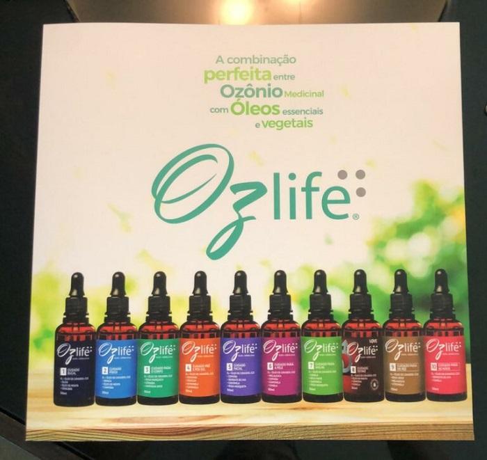 Ozlife é a nova empresa de Marketing Multinível e primeira do mundo com Óleos Ozonizados