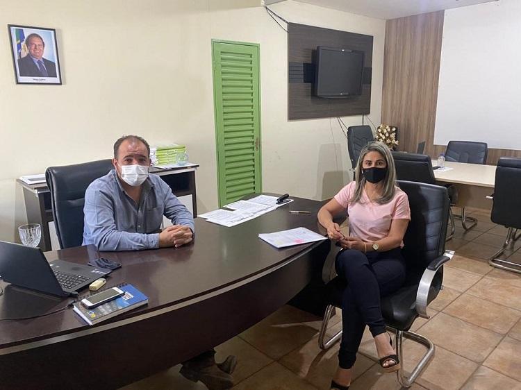 Goianorte e Ruraltins firmam termo de cooperação para fortalecer setor agrícola do município