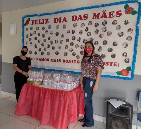 Unidades de ensino municipais de Chapada de Areia comemoram Dia das Mães