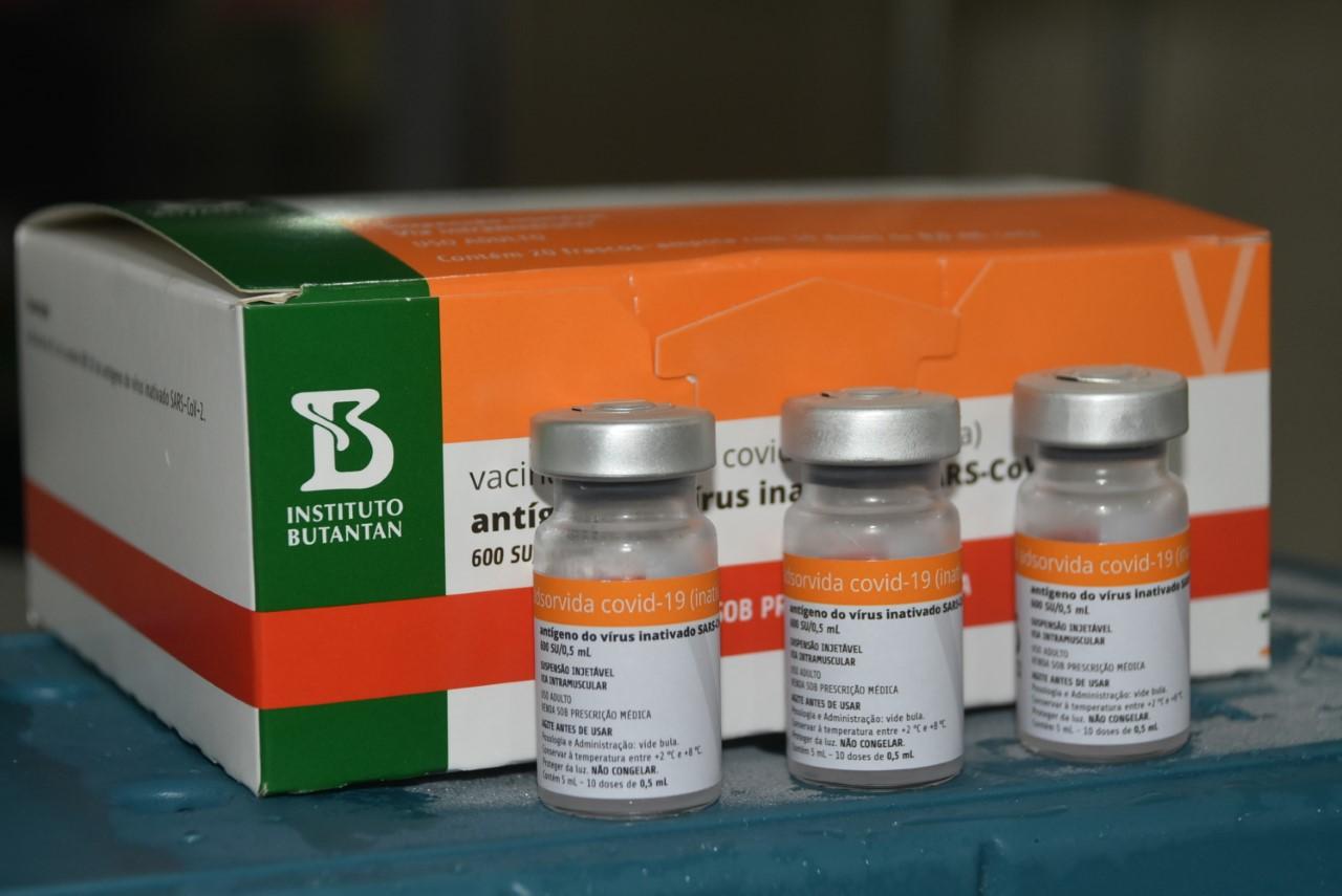 Nova remessa de vacina contra a Covid-19 garante continuidade da vacinação no Tocantins