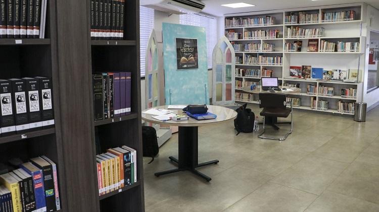 Fundação Cultural reabre bibliotecas municipais de Palmas na segunda-feira, 14