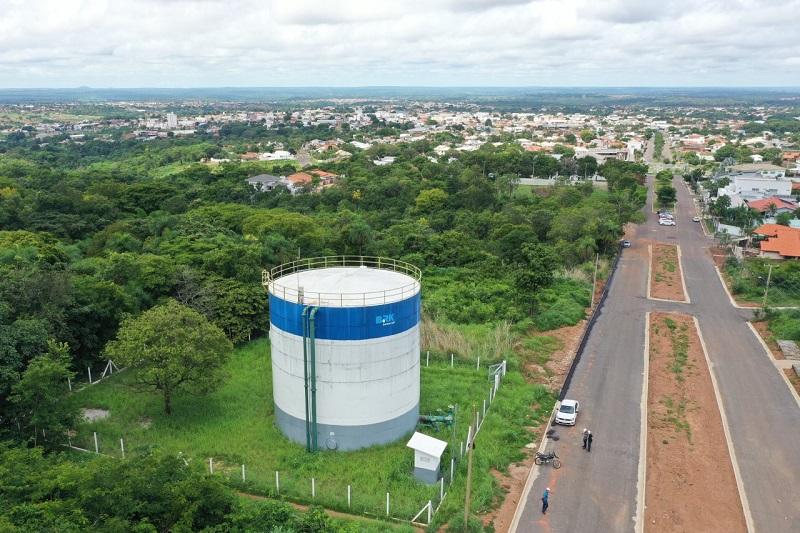 BRK Ambiental inicia plano de limpeza de reservatórios de água no Tocantins