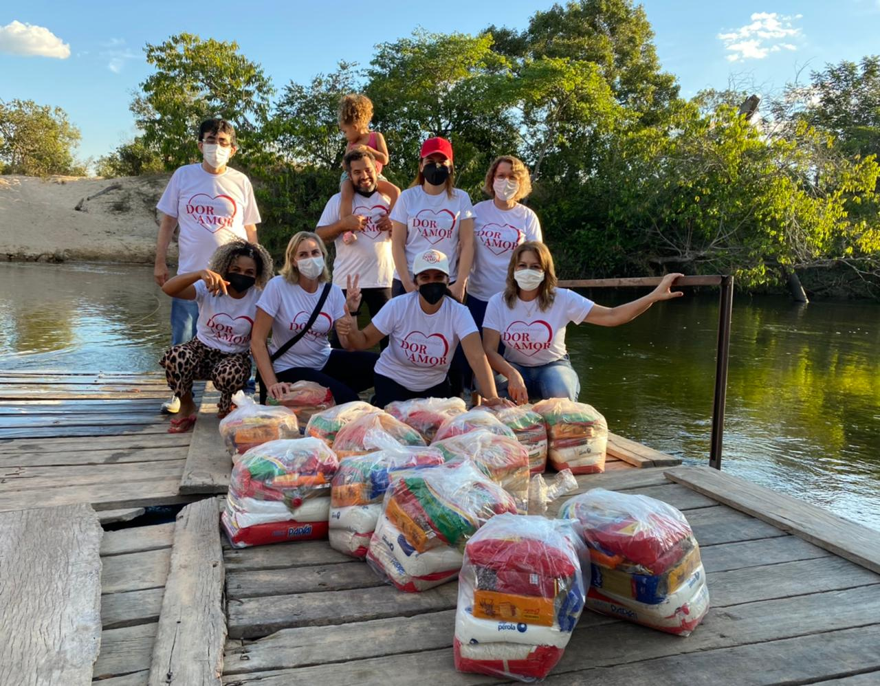 Projeto Transformando dor em amor promove ação social no Jalapão neste sábado e domingo