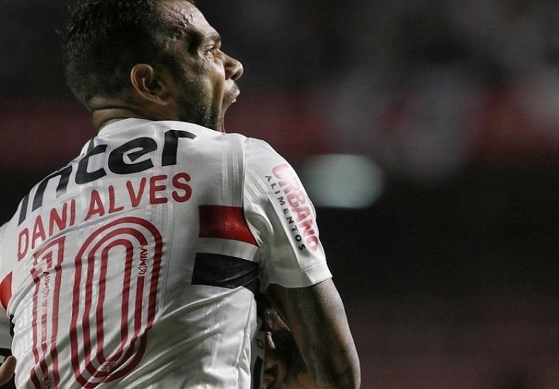 Liberação de Daniel Alves para Olimpíada de Tóquio abala o São Paulo