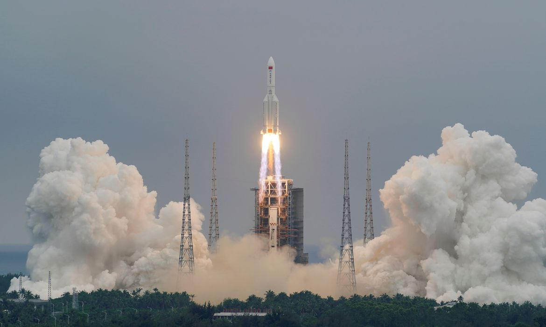 China envia esta semana primeiros astronautas para sua nova estação