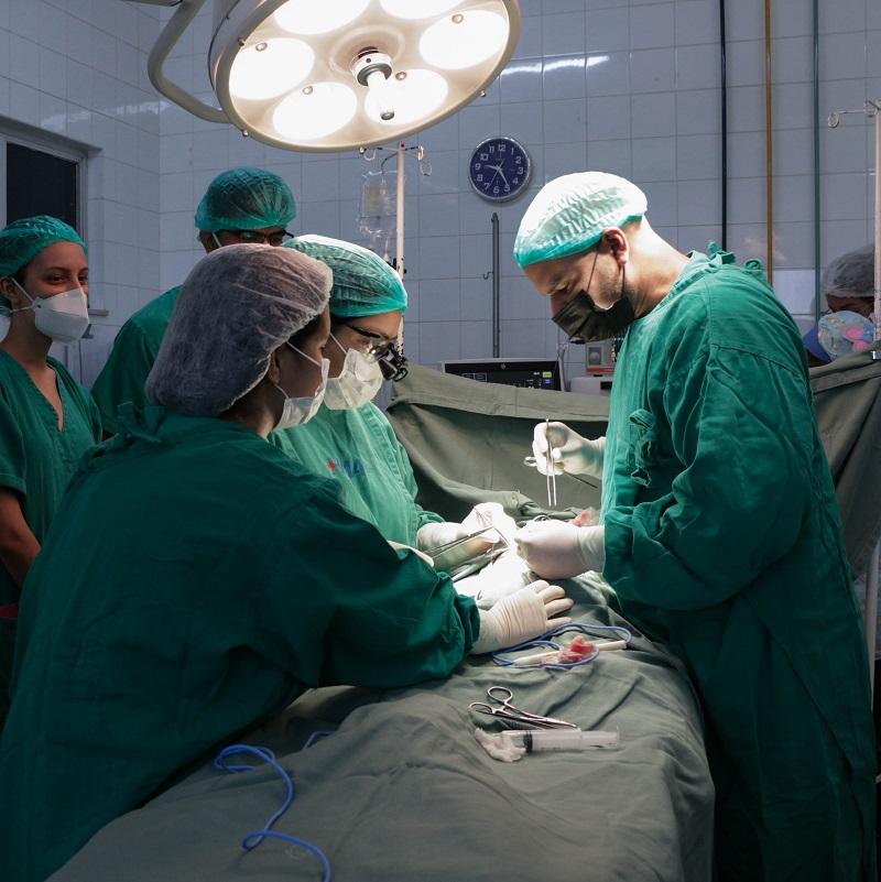 Hospital Municipal de Araguaína realiza pela primeira vez cirurgias urológicas pediátricas