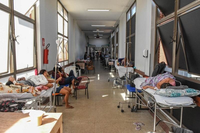 Em inspeção no HGP, promotor de Justiça constata irregularidades como falta de estrutura física e ausência de medicamentos