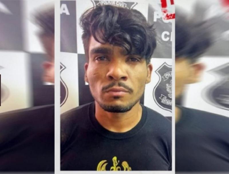 Polícia encontra itens que indicam bruxaria e rituais na casa de Lázaro Barbosa; veja fotos