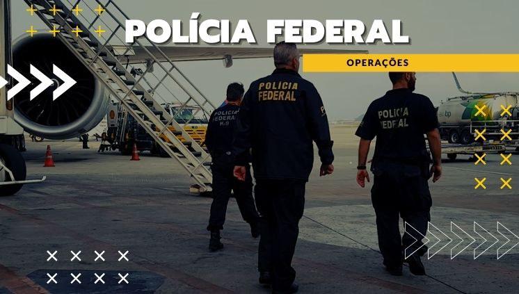Polícia Federal combate o tráfico internacional de pessoa