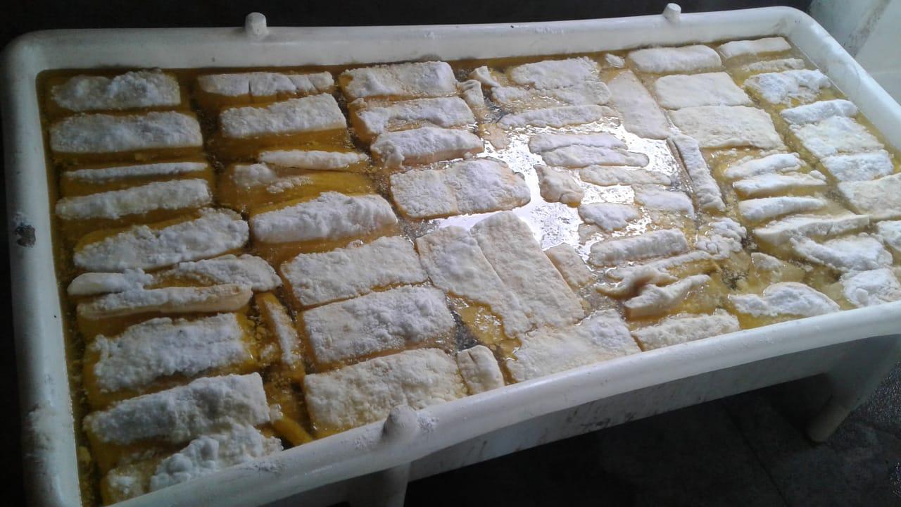 Operação da Adapec apreende cerca de 12 toneladas de queijos clandestinos no município de Colméia