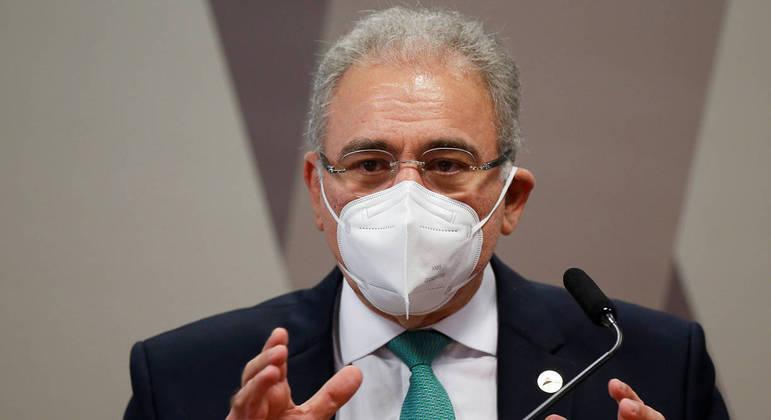 Brasil vai antecipar 3 milhões de doses da Johnson, afirma Ministro da Saúde