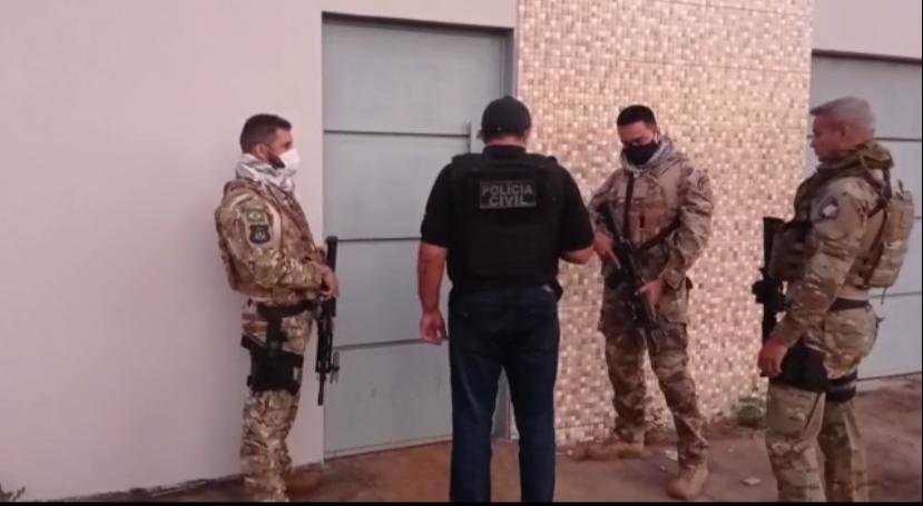 Polícia Civil e Militar deflagram Operação Barra Limpa para investigar crimes contra a administração pública