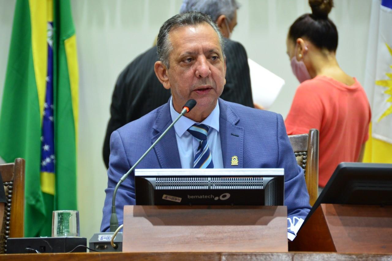 Antonio Andrade fala sobre a retomada dos trabalhos legislativo e pauta de interesse popular