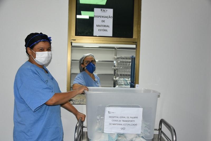 HGP contará com a maior Central de esterilização do Estado