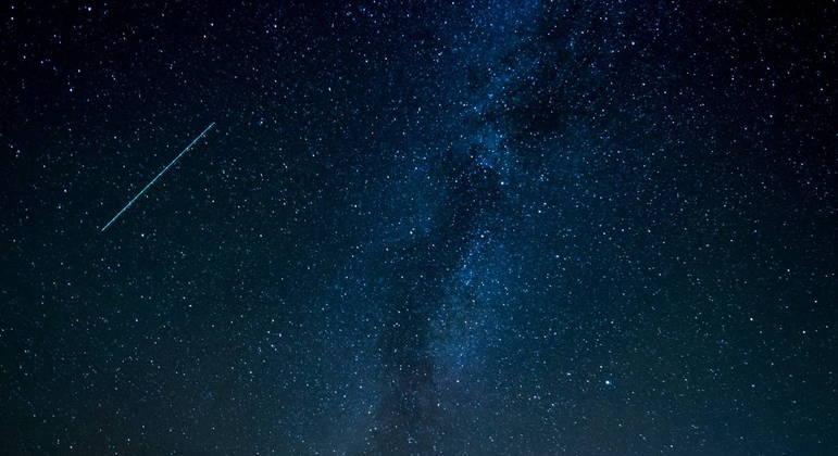 Chuva de meteoros será visível em todo o Brasil nesta madrugada; Saiba