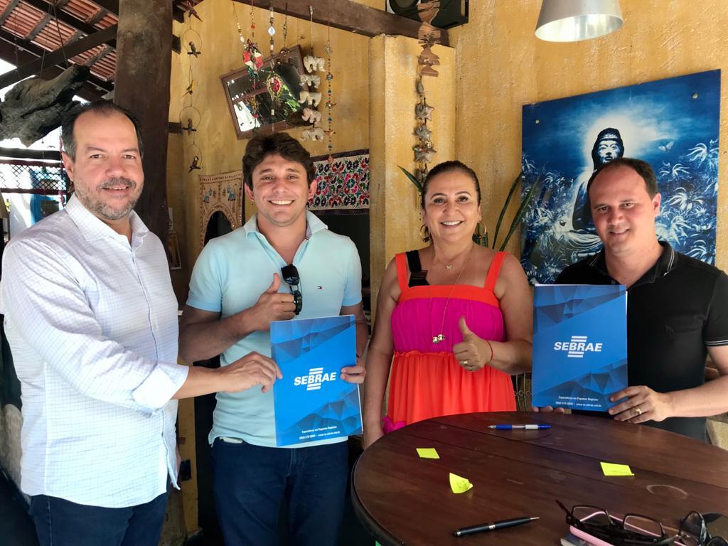 Cidade Empreendedora atenderá cinco municípios no Bico do Papagaio