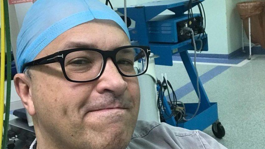 Preso em investigação de abuso, cirurgião é suspeito de erro médico