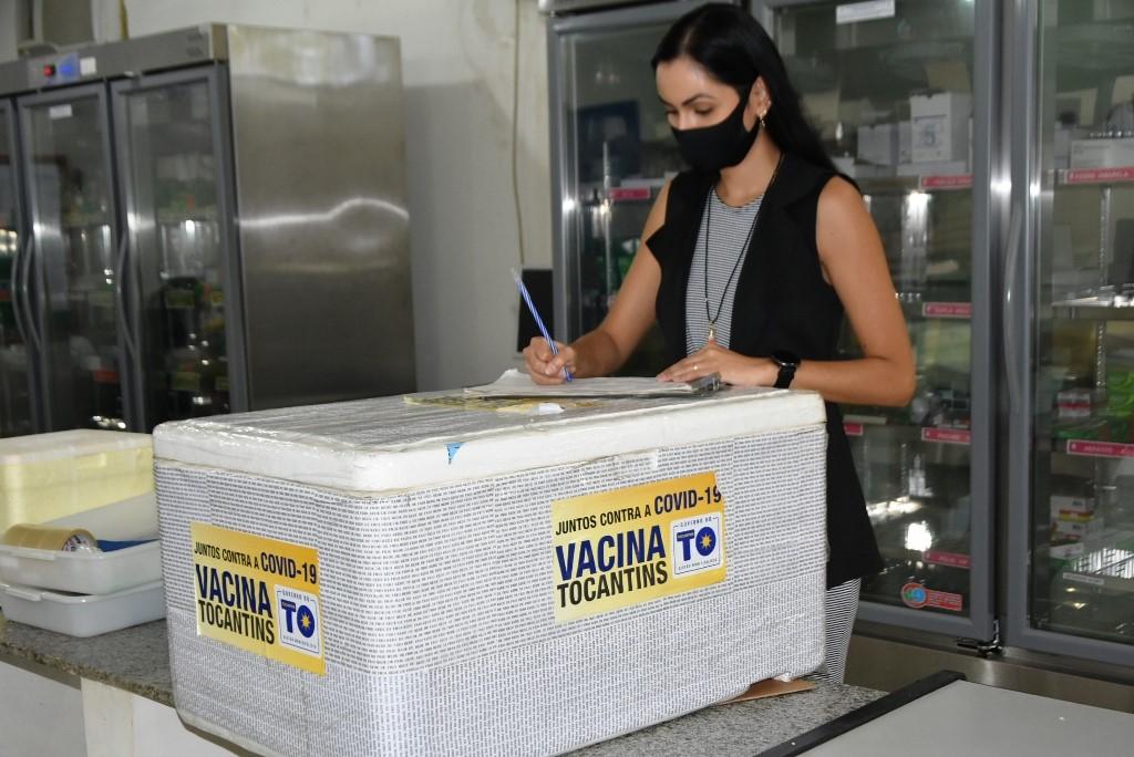 Ministério da Saúde enviará mais 51 mil doses de vacinas para o Tocantins