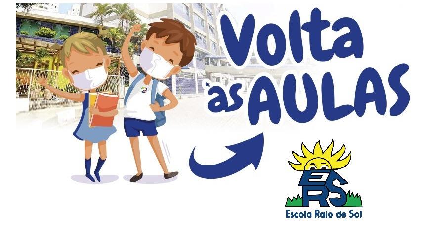 Escola Raio de Sol, em Paraíso, anuncia retorno das aulas na próxima segunda-feira, 2