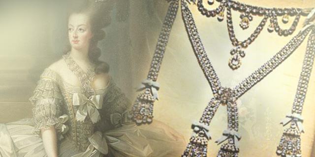 O colar de Maria Antonietta: Conheça seu verdadeiro roubo