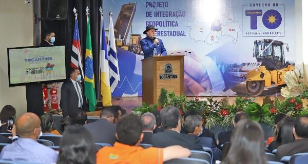 Parceria entre Tocantins e Maranhão viabilizará exportação de congelados de origem animal via Porto de Itaqui