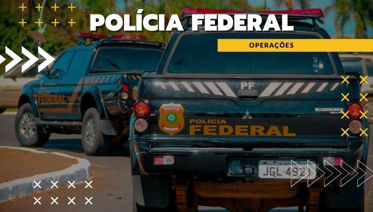 PF apreende veículos e bens de organização criminosa dedicada ao tráfico internacional de drogas