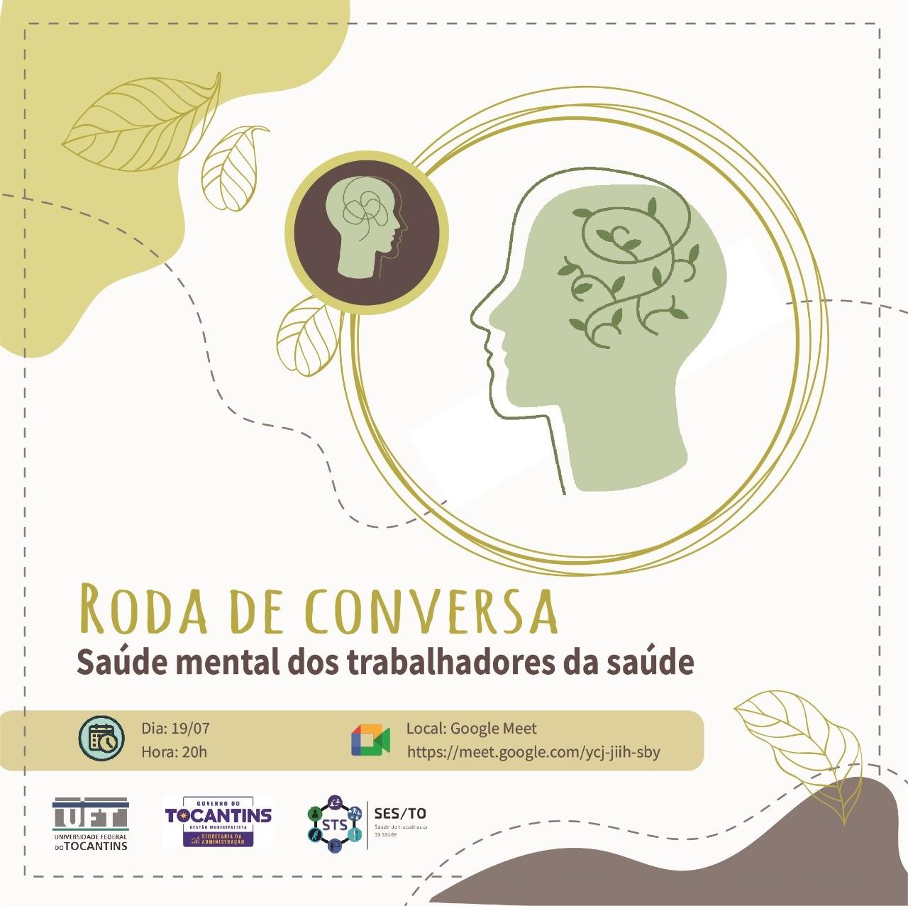 Projeto de psicologia on-line da SES, promove rodas virtuais de conversa para servidores