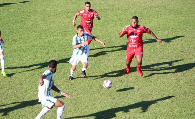 Tocantinópolis recebe o Palmas pela 5ª rodada do Brasileiro Série D