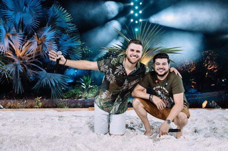 """Zé Neto e Cristiano ultrapassam 2 milhões de visualizações em pouco mais de 24 horas na música """"Você Beberia ou Não Beberia?"""""""