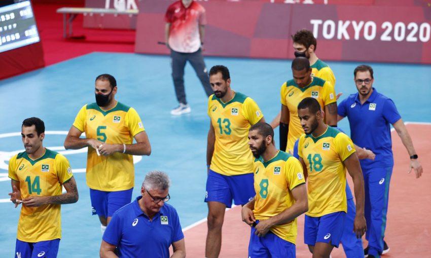 Brasil perde para Comitê Russo e se despede da briga pelo ouro em Tóquio