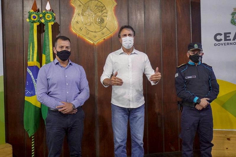 Governo do Ceará lança edital de novo concurso para soldado da Polícia Militar com 2 mil vagas